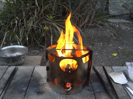 ピコグリル85・炎