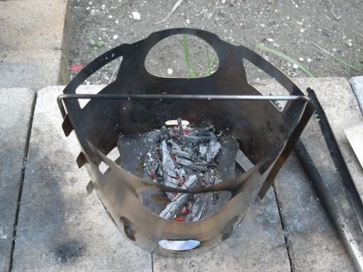 ピコグリル85・炭